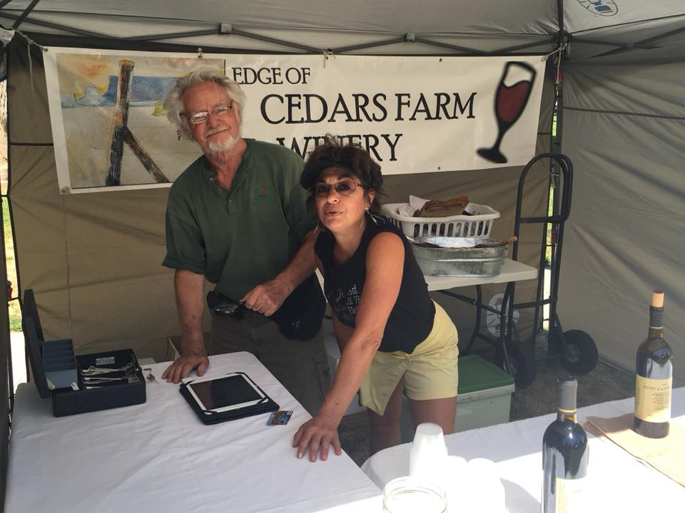 Edge of the Cedars Winery